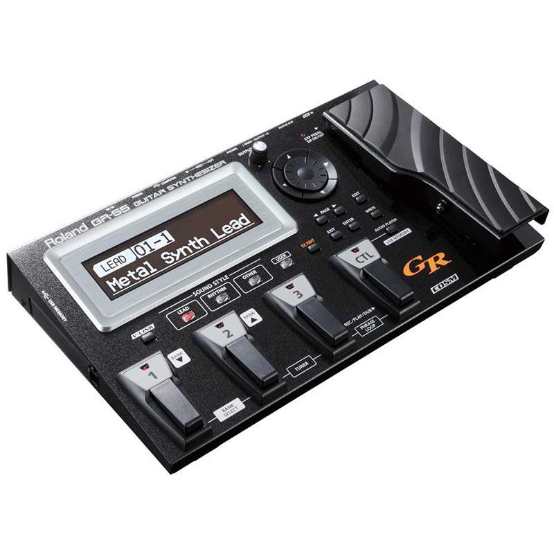 Roland GR-55S-BK Guitar Synthesizer bez GK3 pickupa