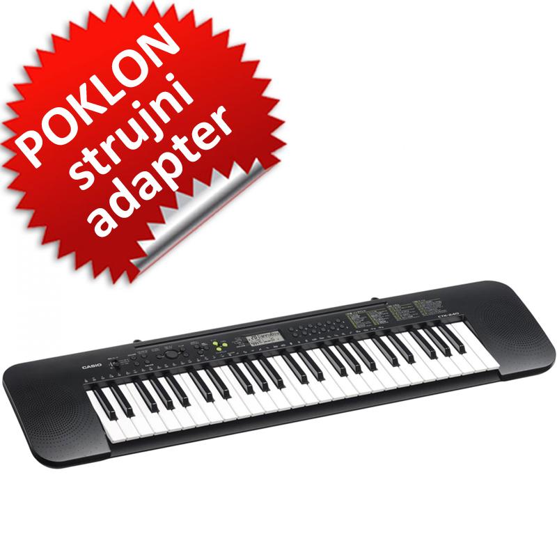 Casio-CTK-240-klavijatura-2
