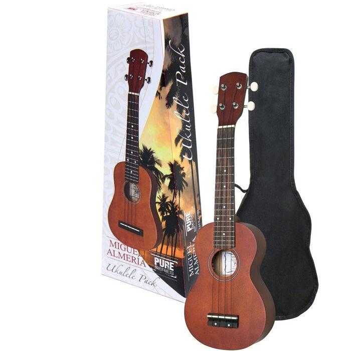 GewaPure Almeria PS512832 concert ukulele