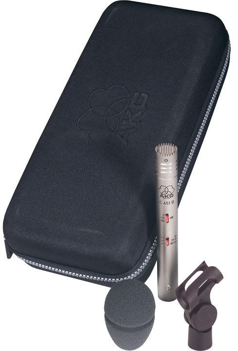 AKG C451 B kondenzatorski mikrofon