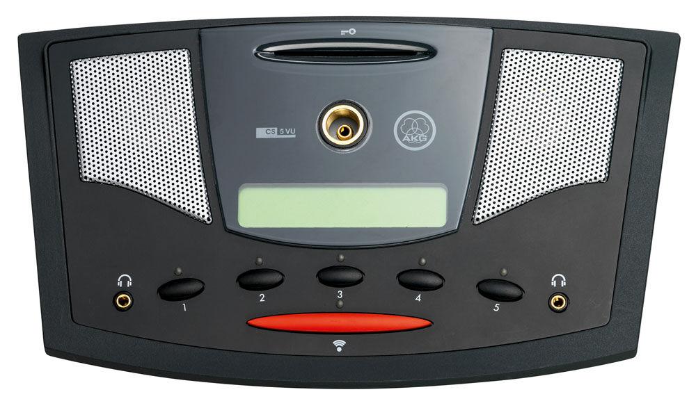 AKG CS5 VU delegatski mikrofon