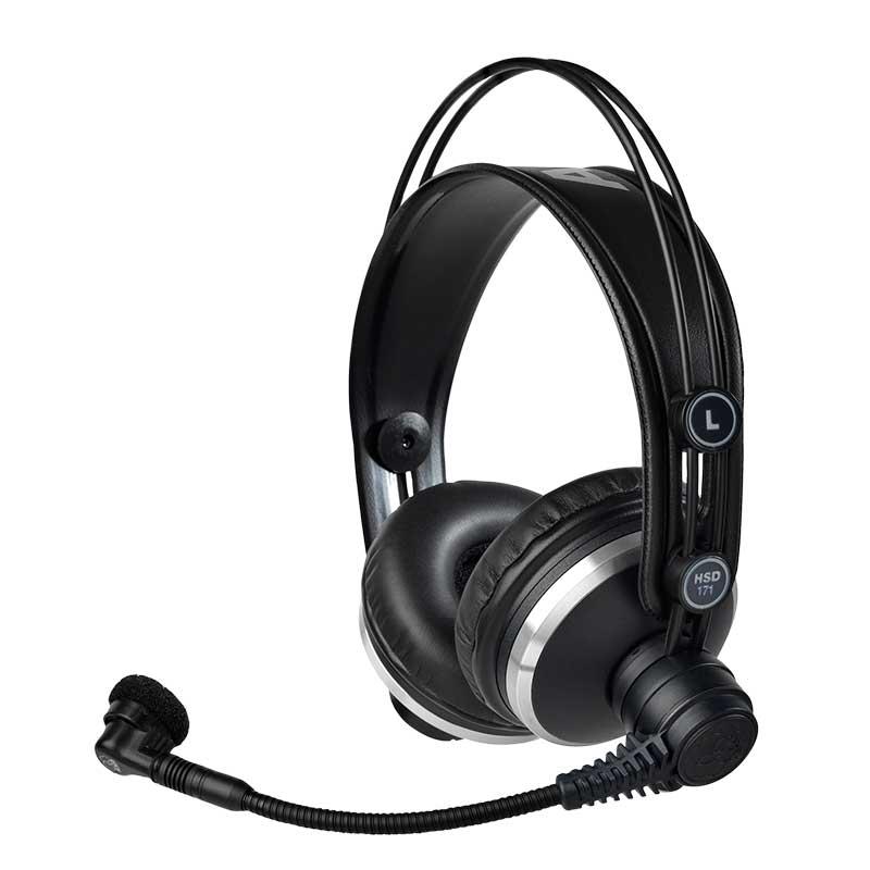 AKG HSD171 slušalice sa mikrofonom