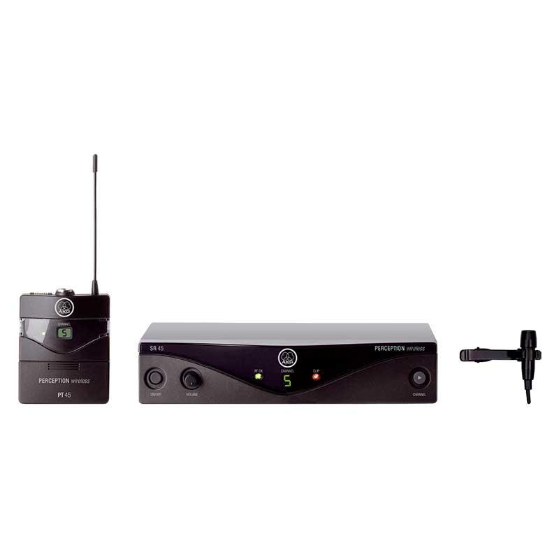 AKG PW P-SET Wireless Microphone System 45