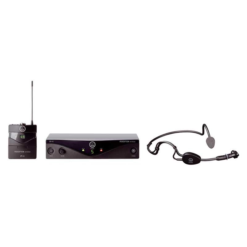 AKG PW S-SET Wireless Microphone System 45