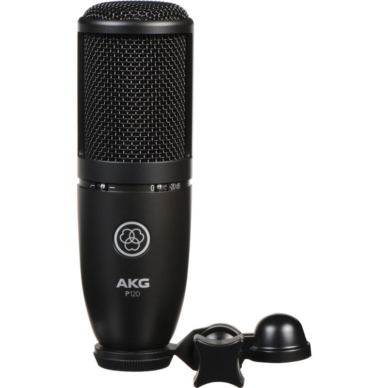 AKG P 120 kondenzatorski mikrofon