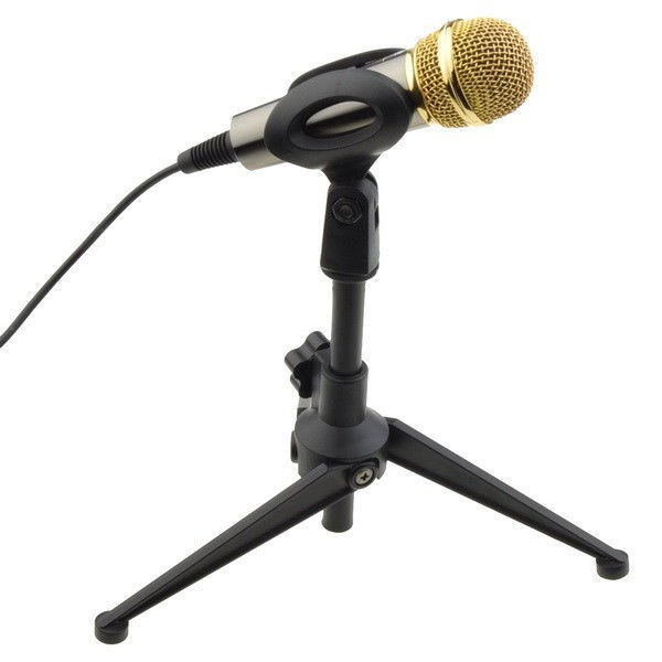 Adam Hall S8B stoni stalak za mikrofon