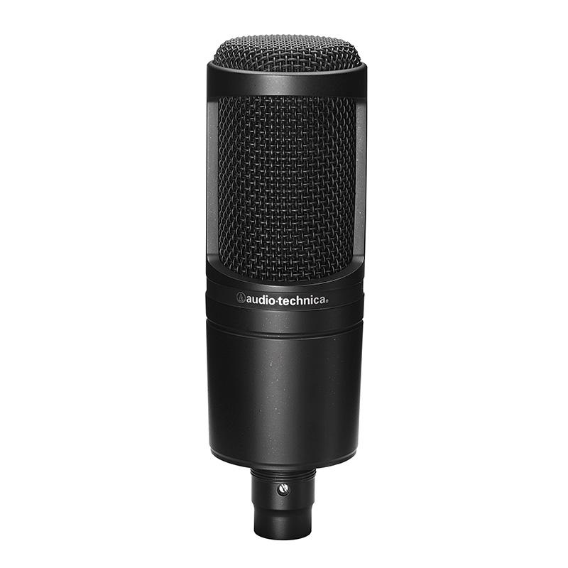 Audio-Technica AT2020 kardioidni kondenzatorski mikrofon