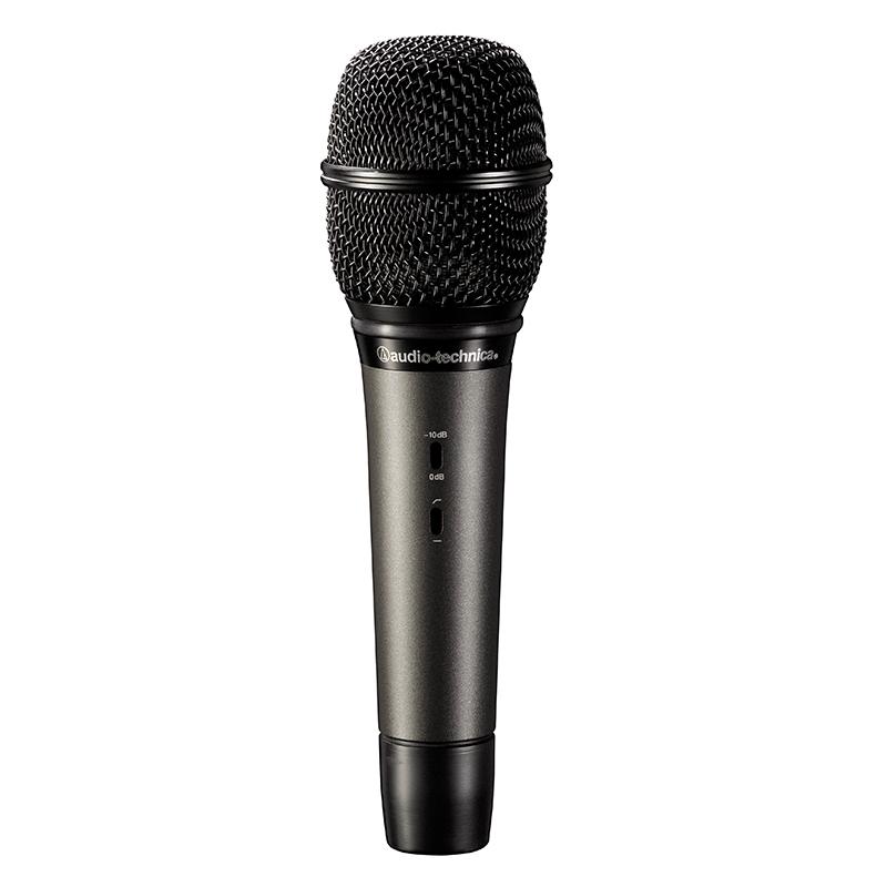 Audio-technica ATM710 kondenzatorski vokalni mikrofon (AT8470 držač + torbica)