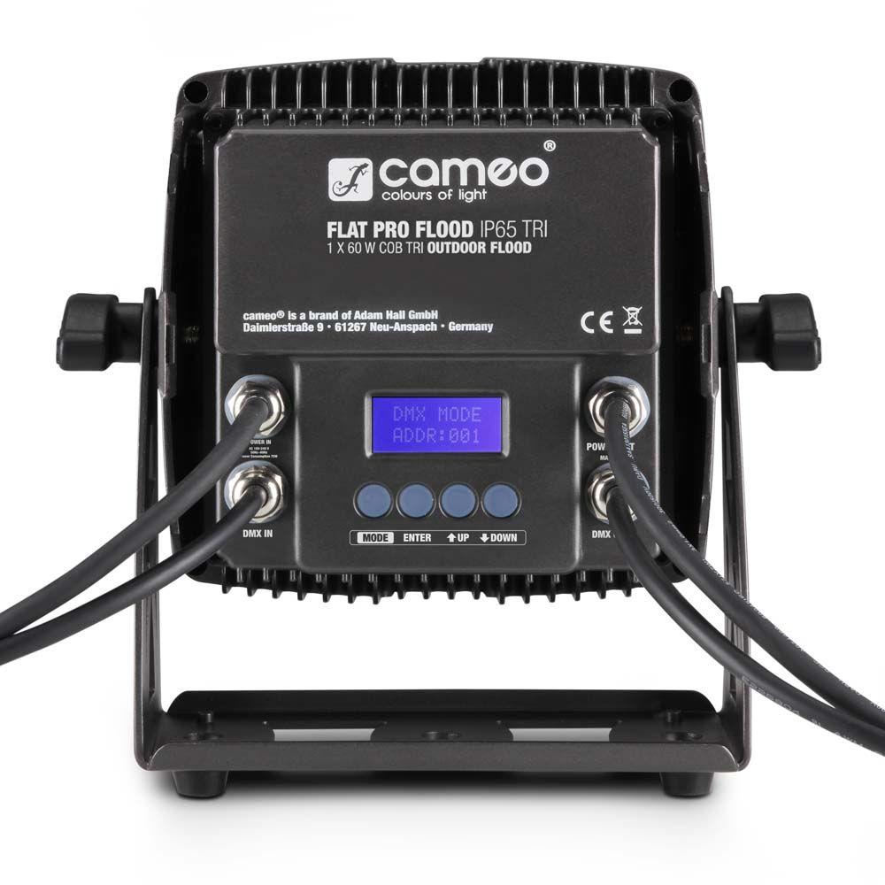 Cameo FLAT PRO Flood IP65 TRI reflektor