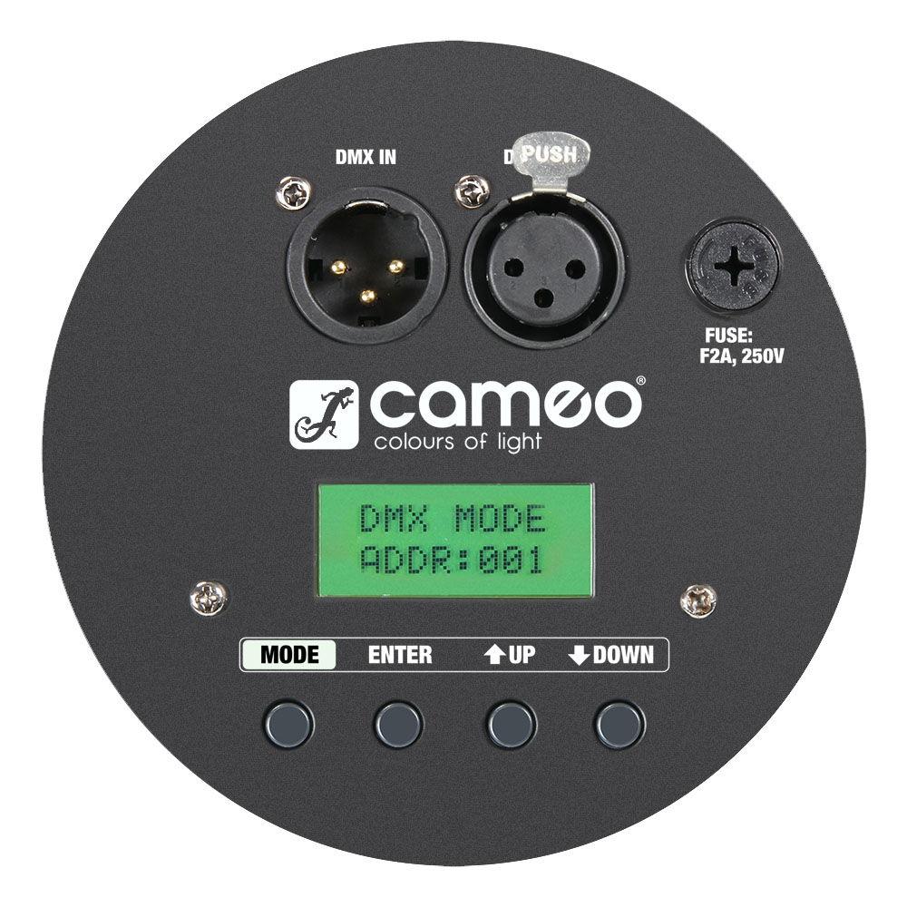 Cameo P64 RGBWAU 10WBS par 64 led