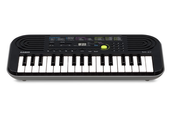 Casio SA-47 klavijatura