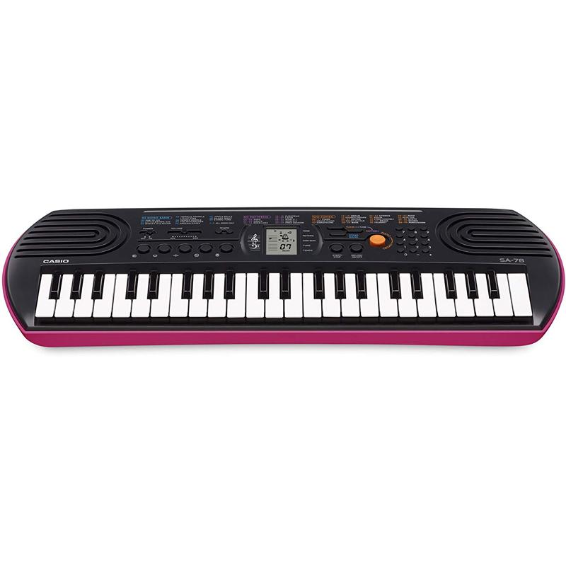 Casio SA-78 klavijatura