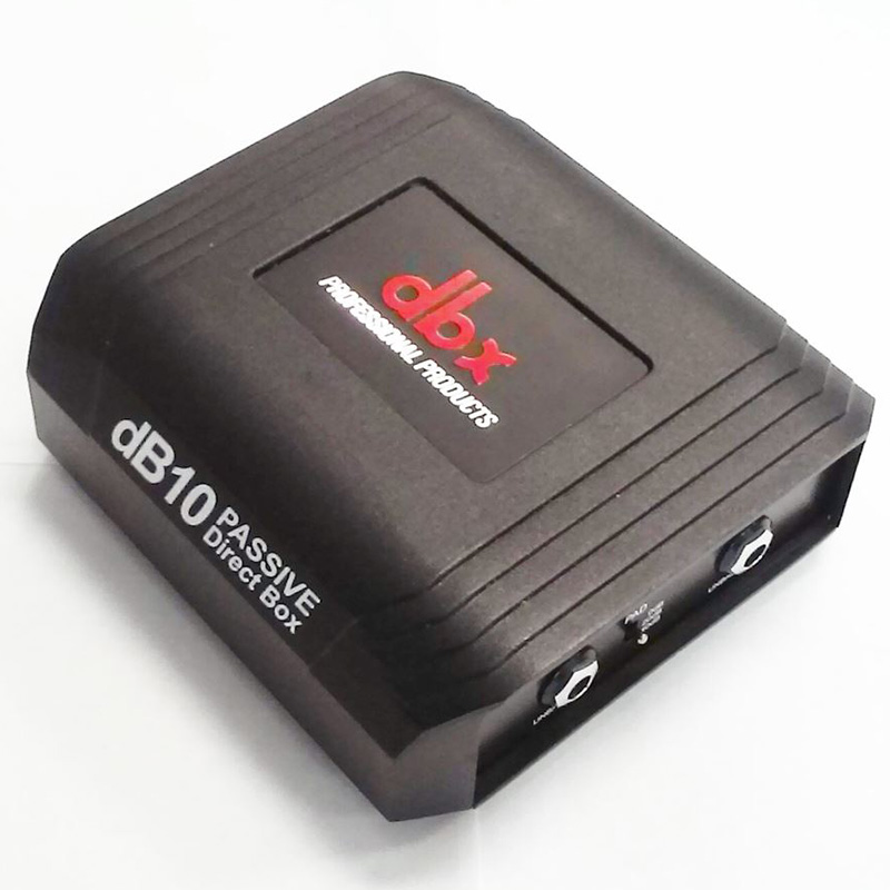 DBX dB10 pasivni Direct Box