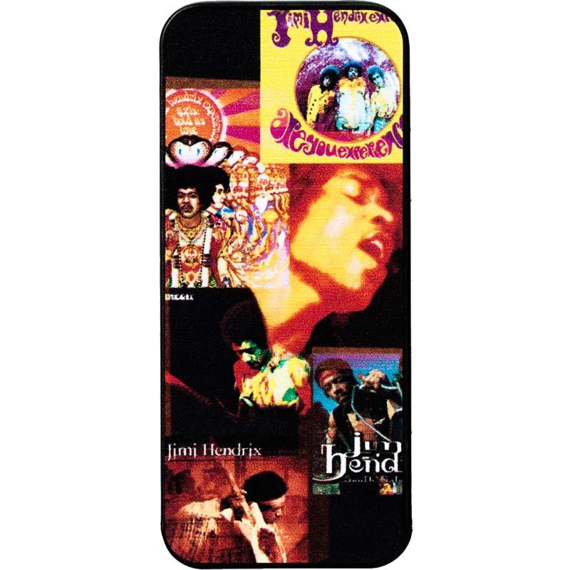 Dunlop Jimi Hendrix PICK TIN JH-PT08H komplet trzalica