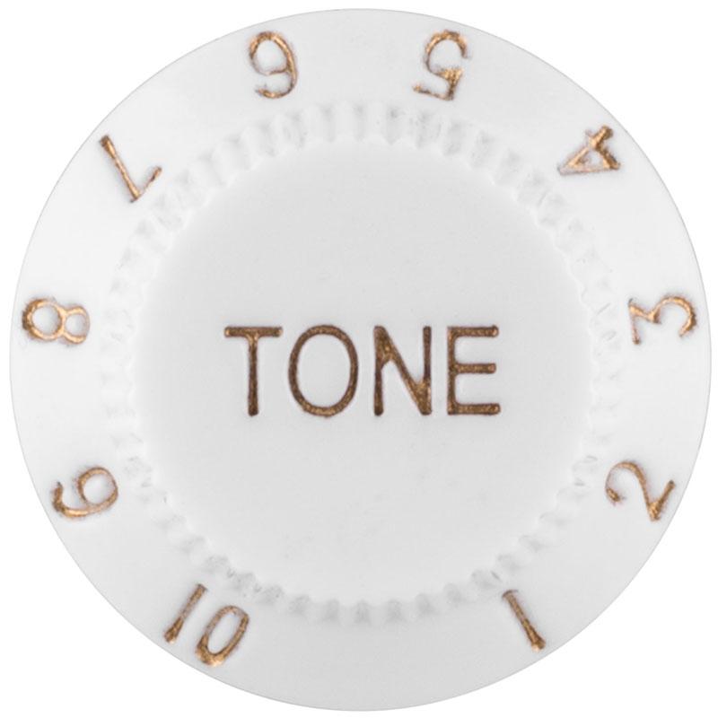 Fire&Stone Strat Tone bela kapica za potenciometar