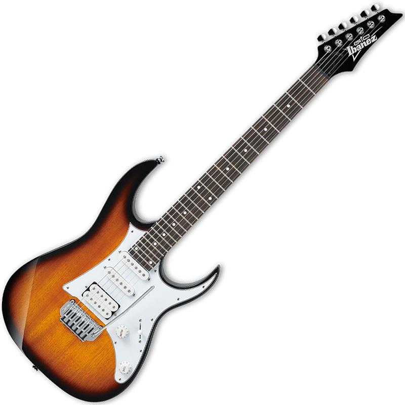 Ibanez GRG140-SB električna gitara