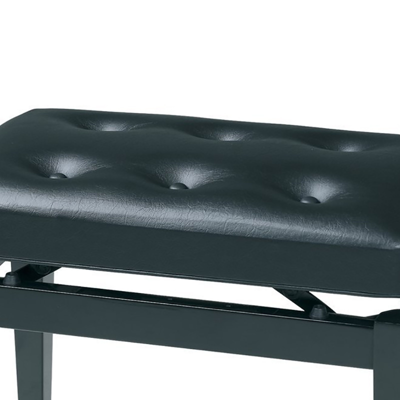 Gewa VE2 BK LAK kožna klavirska stolica 130300