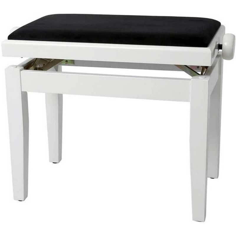 Gewa VE2 WH LAK klavirska stolica