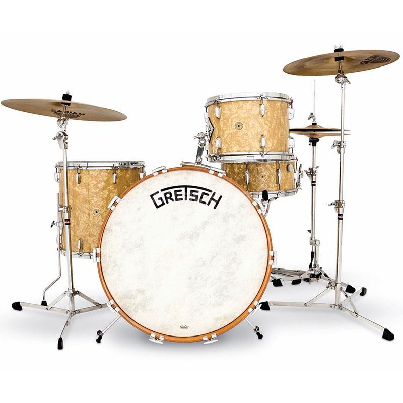 Gretsch Broadkaster BK-R423-ASP komplet bubnjeva