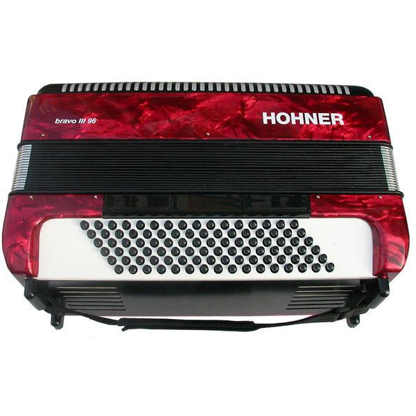 Hohner Bravo III 96