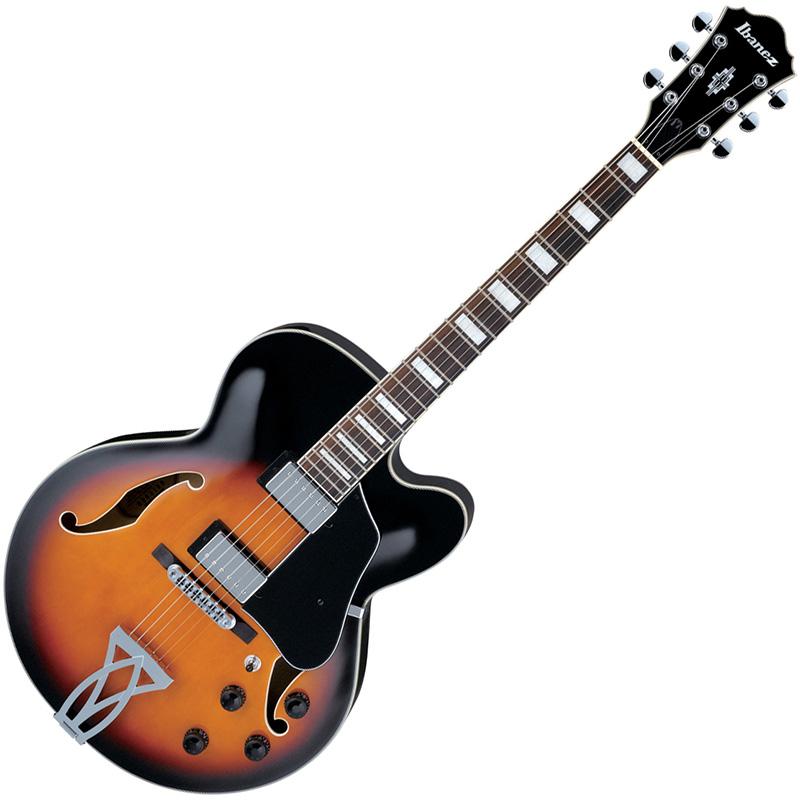 Ibanez AF75-BS električna gitara