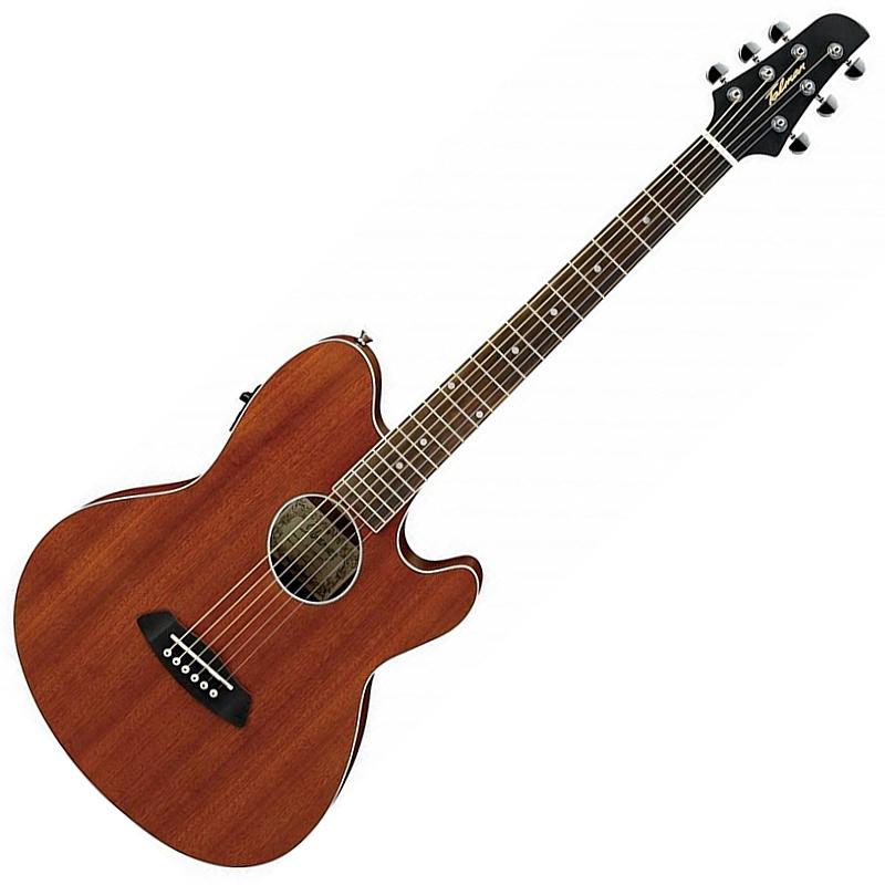 Ibanez TCY12E-OPN Talman akustična gitara