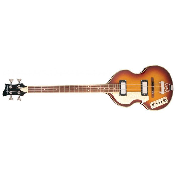 Jay Turser JTB 2B LH VS bas gitara