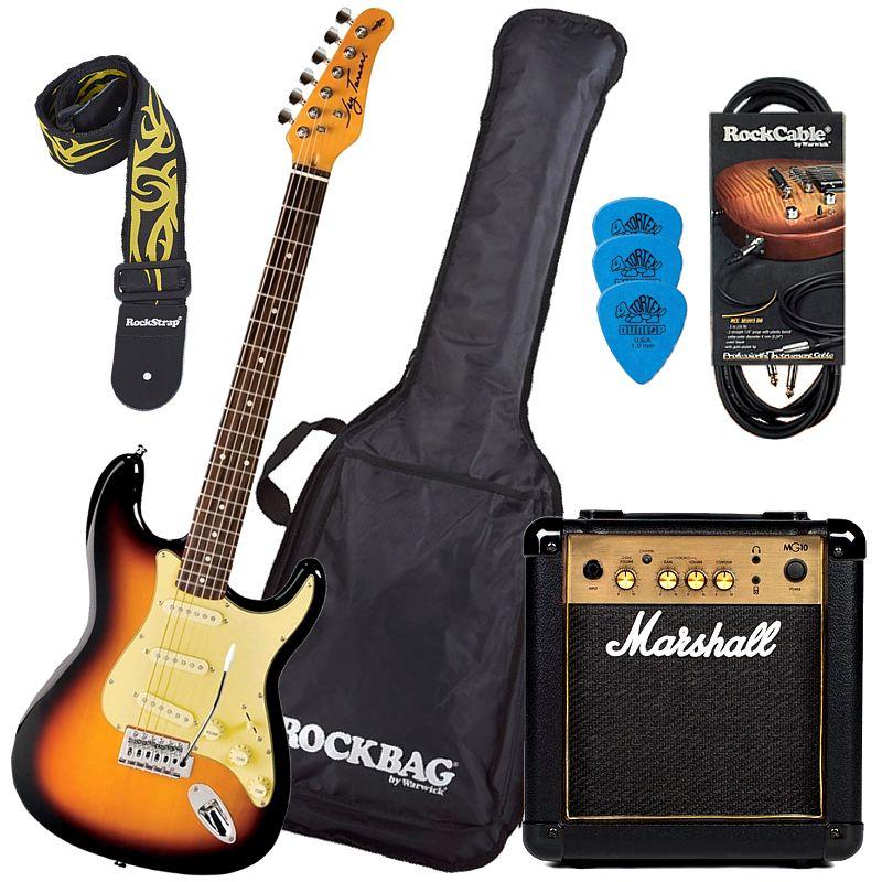 Jay Turser Marshall gitarski paket 1