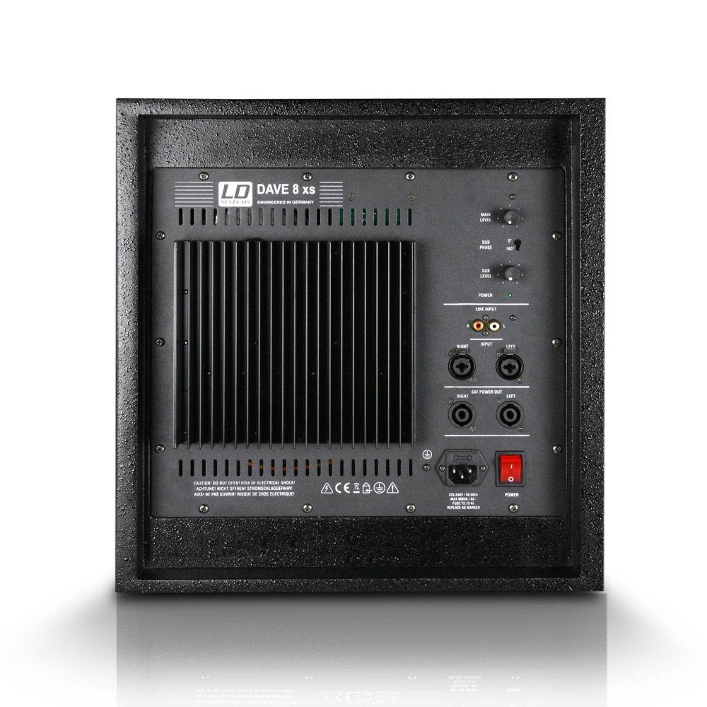 LD Systems DAVE 8 XS sistem