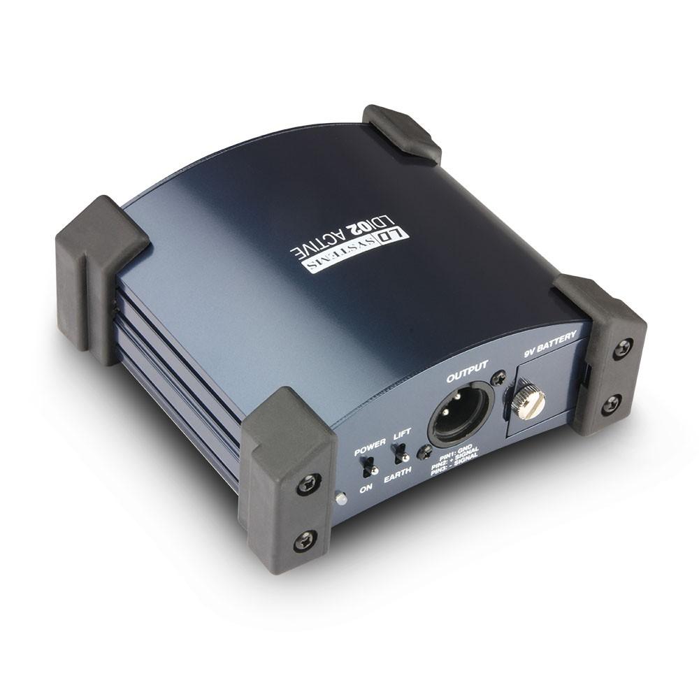 LD Systems LDI02 aktivni di box