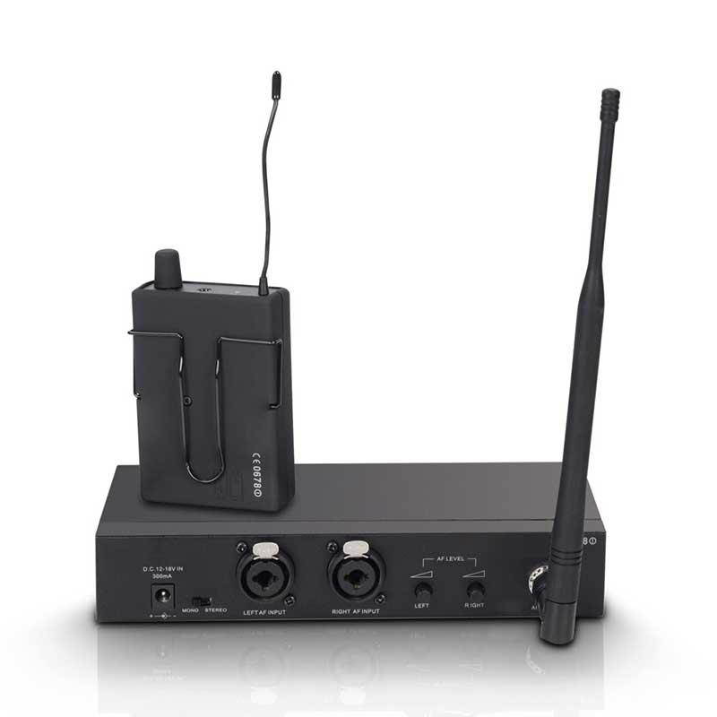LD Systems MEI 100 G2 In-Ear Monitoring Set