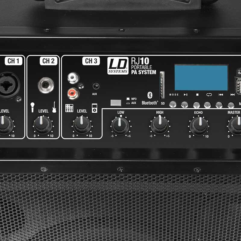 LD Systems ROADJACK 10 portabl aktivni sistem
