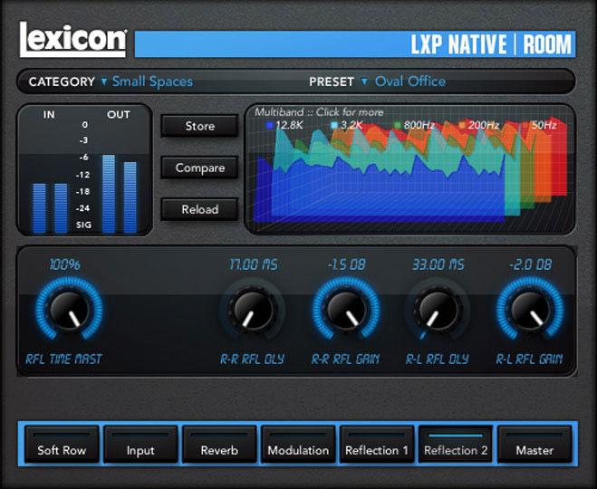Lexicon PLMPXR MPX Native Reverb Plug-In Bundle