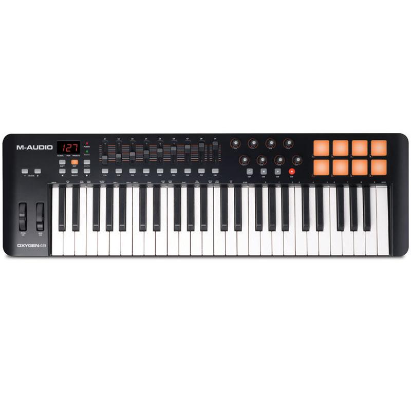 M-Audio Oxygen 49 MK IV midi klavijatura