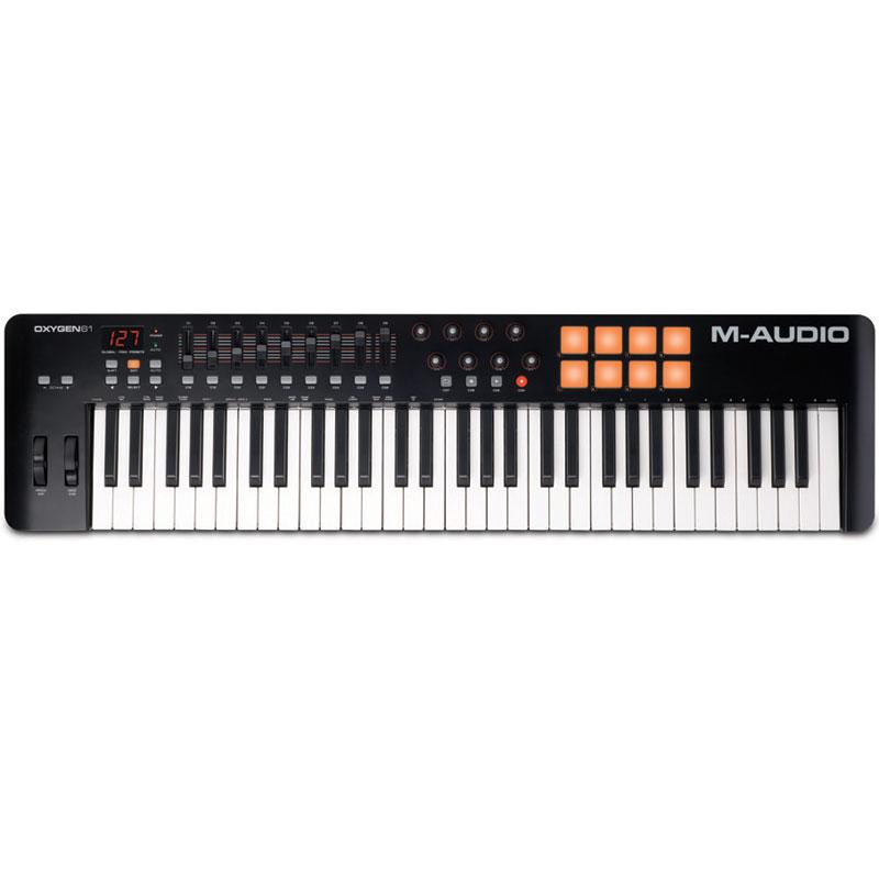 M-Audio Oxygen 61 MK IV midi klavijatura