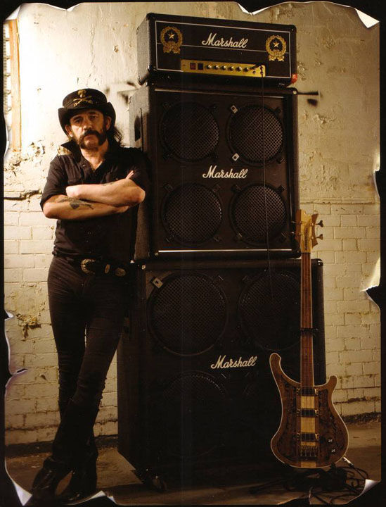 Marshall 1992LEM Lemmy Signature Series