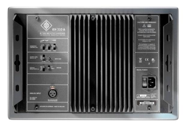 Neumann KH 310 A aktivni studijski monitor