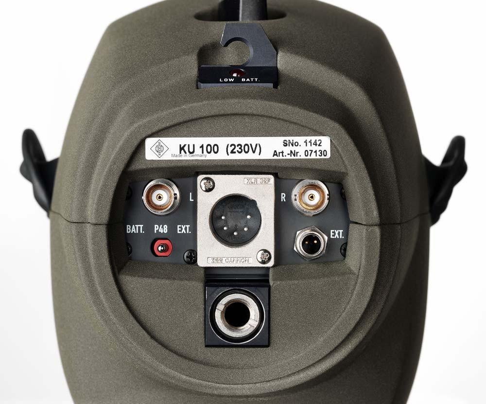 Neumann KU 100 binauralni mikrofon glava