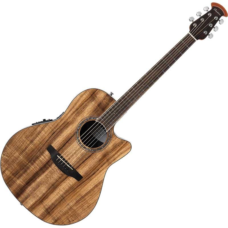 Ovation Celebrity Exotic CS24P-FKOA akustična gitara