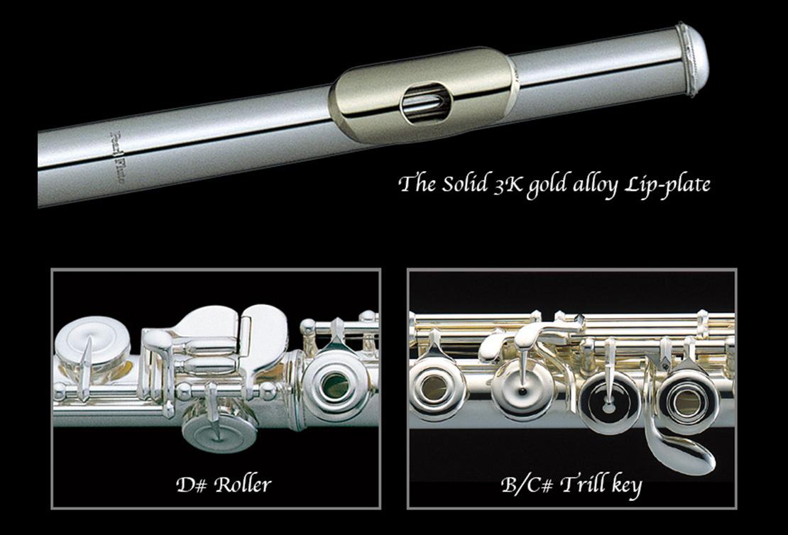 Pearl Elegante Vigore 795R flauta