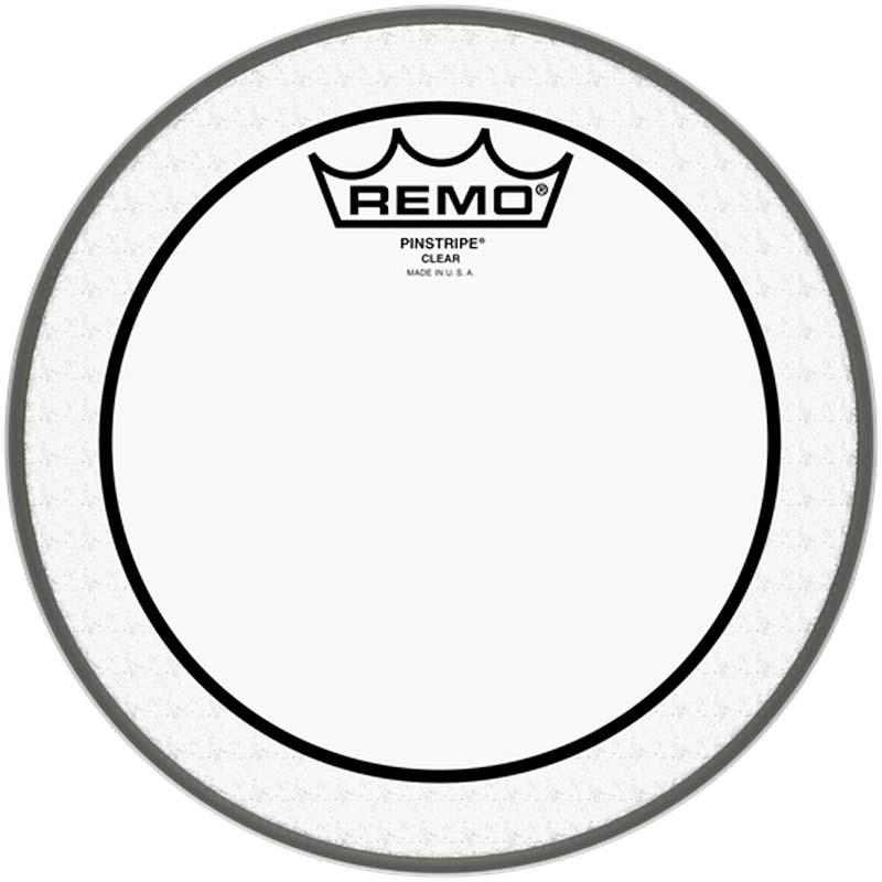Remo 8″ Pinstripe Clear