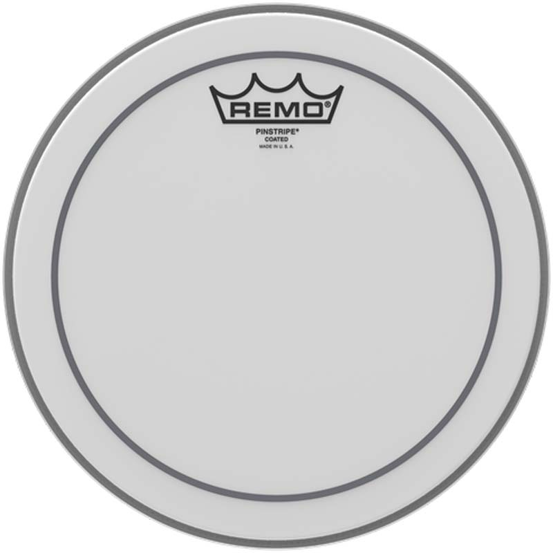 Remo 10″ Pinstripe Coated