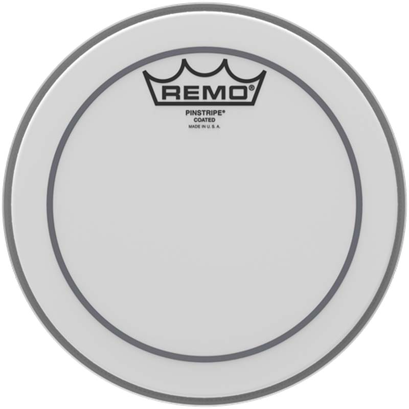 Remo 8″ Pinstripe Coated
