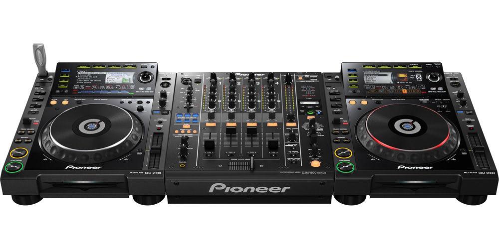 Pioneer DJM-900NXS DJ mikseta