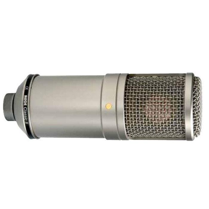 RODE CLASSIC II TUBE kondenzatorski mikrofon sa lampom