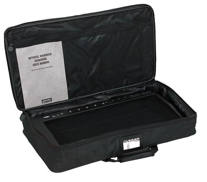 RockBag 23100/B/B 230V pedalbord sa napajanjem i futrolom