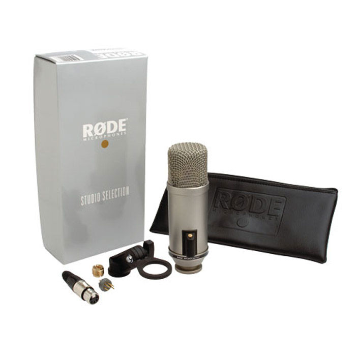 Rode Broadcaster kondenzatorski mikrofon