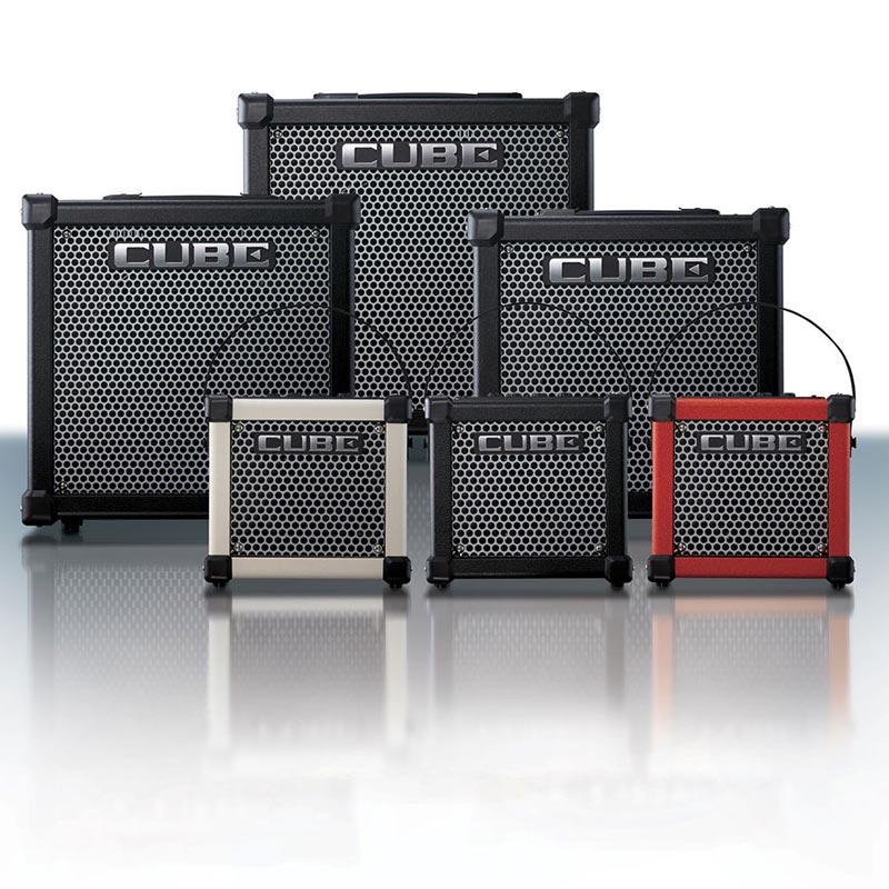 Roland Micro Cube-GX RD gitarsko pojačalo