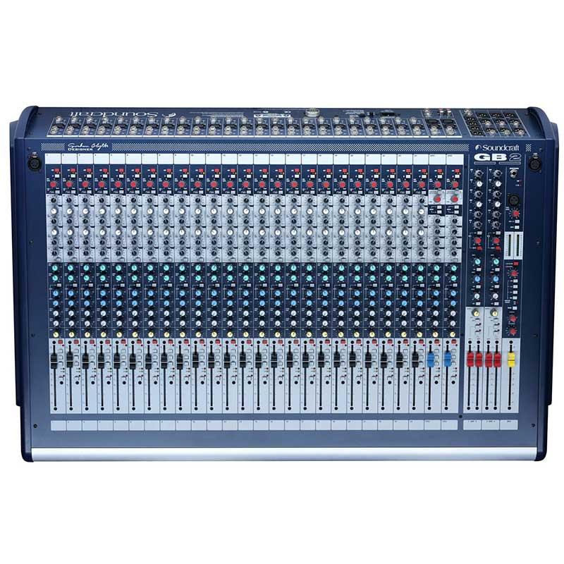 Soundcraft GB2 24 mikseta