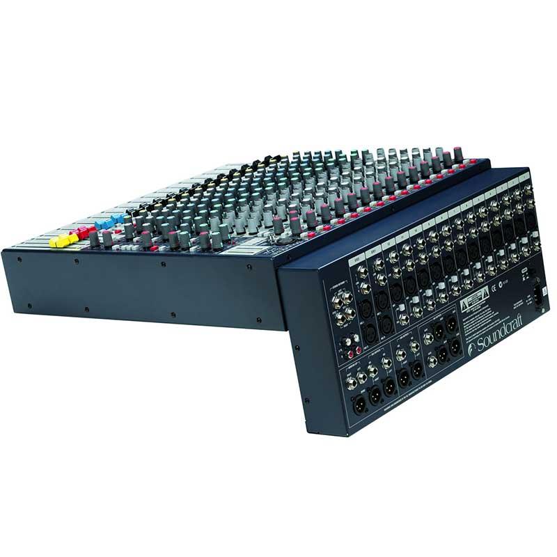 Soundcraft GB2R 12 mikseta